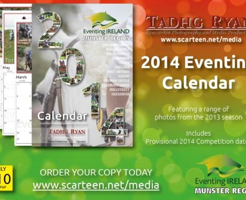 Eventing Ireland Calendar 2014