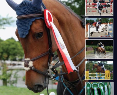Millstreet Horse Show Programme