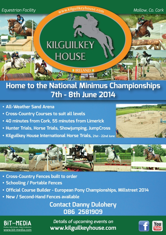 Kilguilkey House Advert