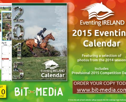 Eventing Ireland Calendar 2015