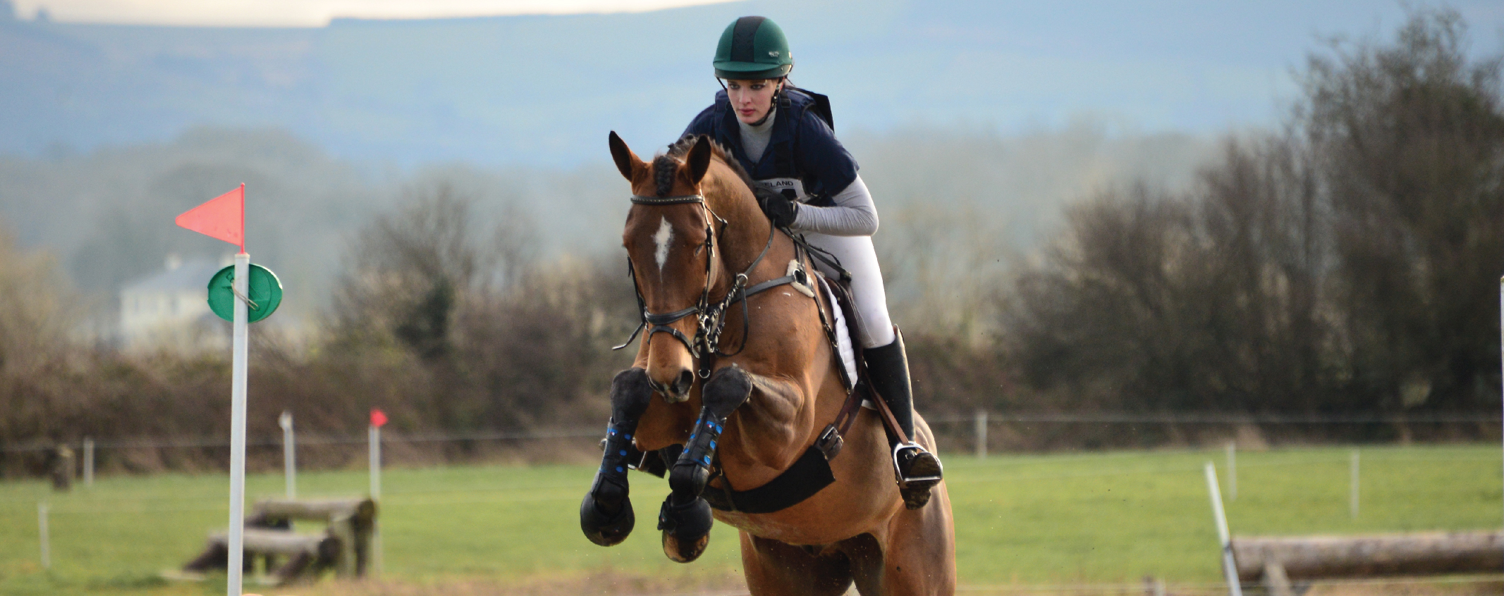 Kilguilkey House Try Eventing 1