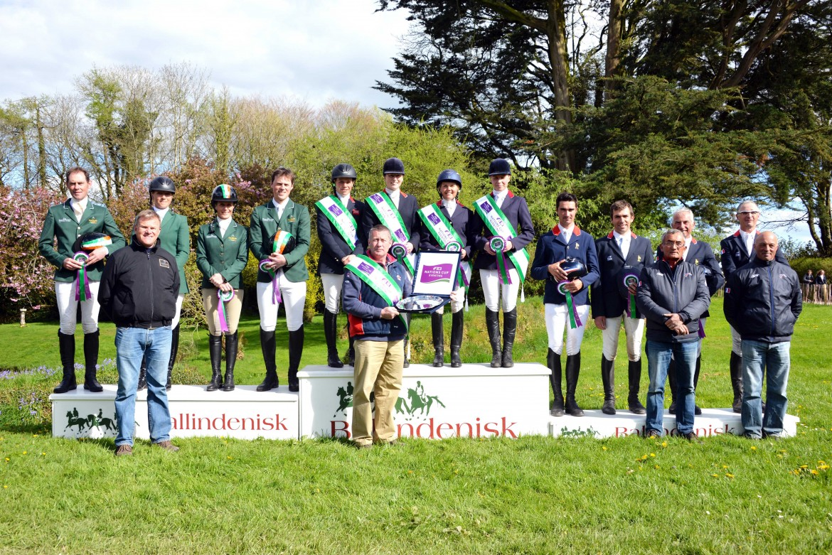 FEI Nations Cup Eventing – Ballindenisk