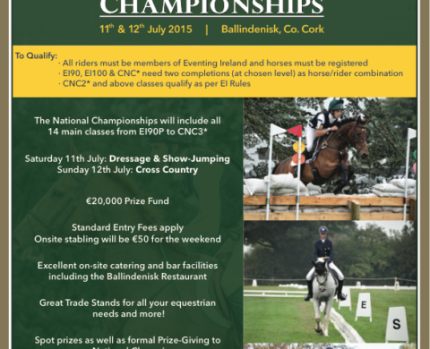 Eventing Ireland National Championships