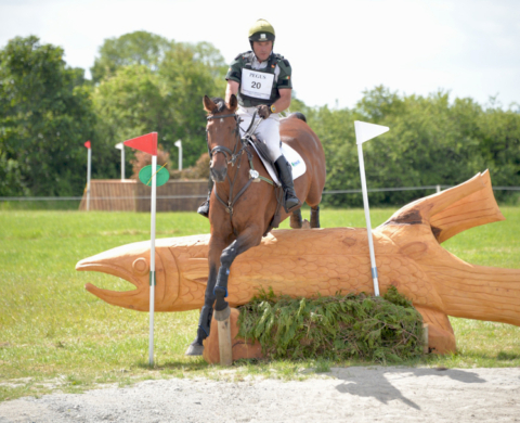 Kilguilkey International Horse Trials 2015