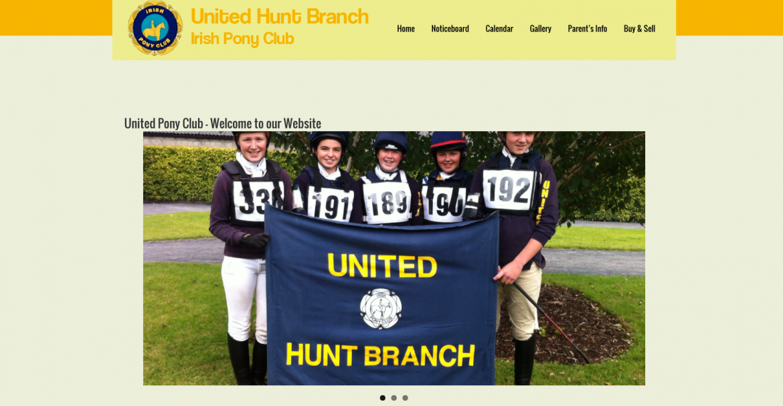 United Hunt Pony Club Website