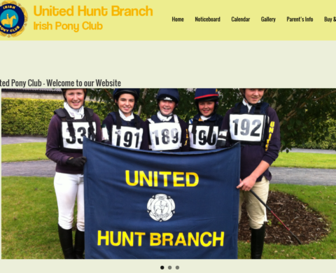 United Hunt Pony Club Website