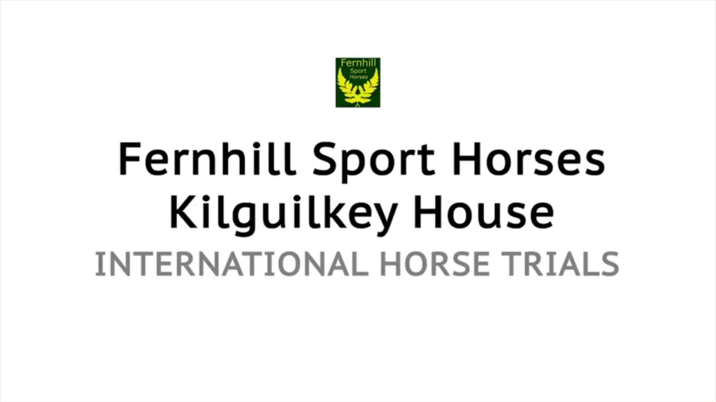 Kilguilkey House International Horse Trials 2016
