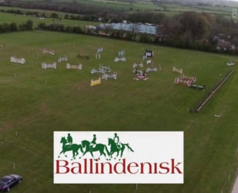 Ballindenisk International – Aerial Overview