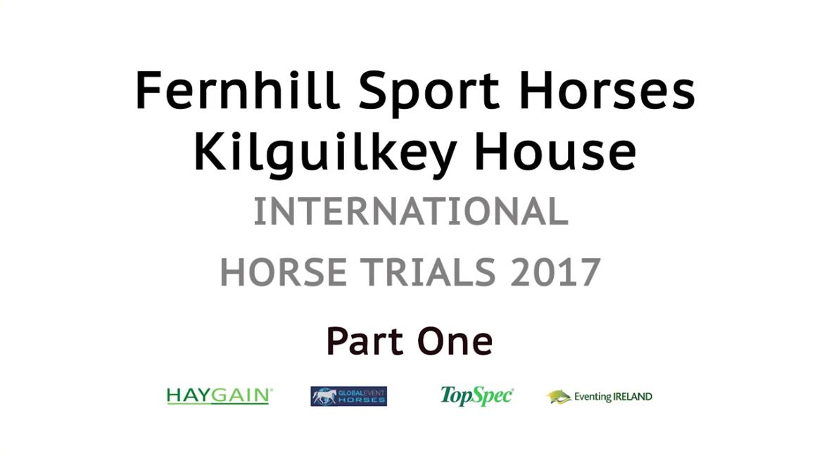 Kilguilkey International Horse Trials 2017