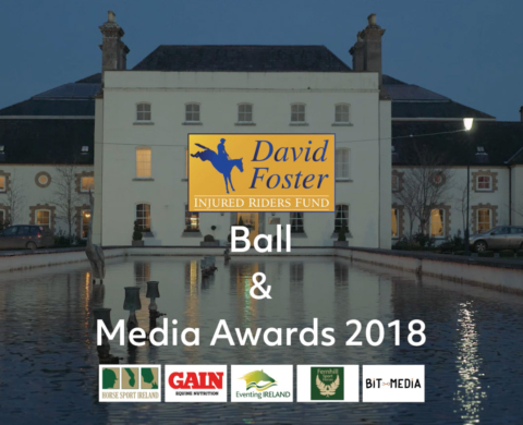 David Foster Injured Riders Fund Ball 2018