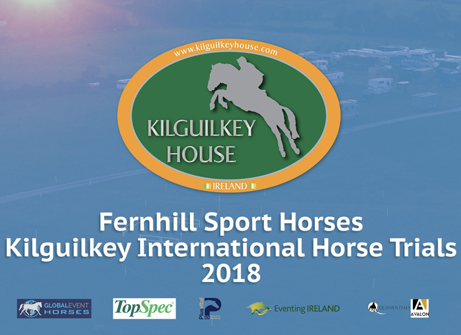 Fernhill Sport Horses Kilguilkey International 2018