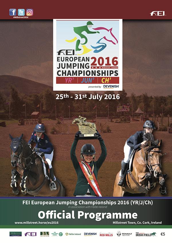 FEI European Jumping Championships (YR/JUN/CoH) 2016